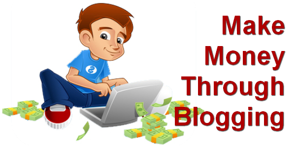 how to earn money through blogging in pakistan